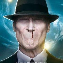 Fringe: un poster per il doppio finale di serie
