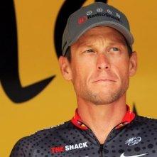 Una foto di Lance Armstrong