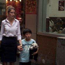 Cookie: Alice Taglioni con il piccolo cinese abbandonato da sua madre nel film