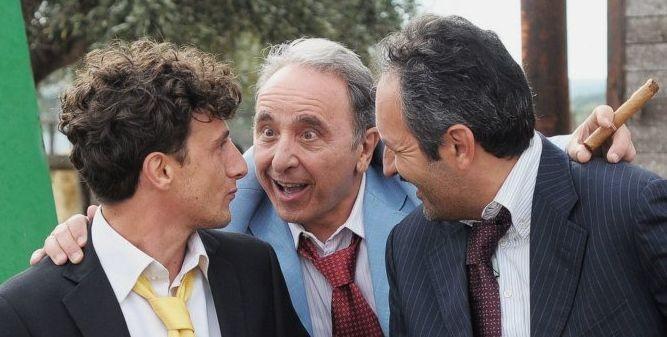 Ernesto Mahieux E Antonio Andrisani In Una Domenica Notte Con Alfio Sorbello 263679