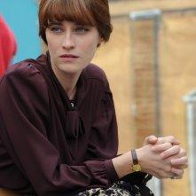 Il clan dei camorristi: Francesca Beggio in una scena della fiction Mediaset