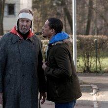 Jean-Pierre Marielle e Joey Starr in 'Max'.