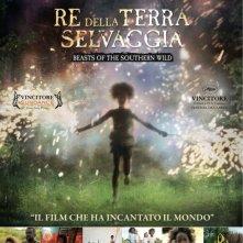 Re della Terra Selvaggia: il poster italiano