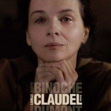 Camille Claudel, 1915: la locandina del film