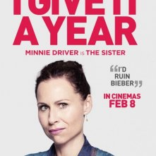 I Give It a Year: character poster per Minnie Driver