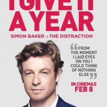I Give It a Year: character poster per Simon Baker