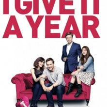 I Give It a Year: teaser poster
