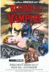 Il sangue del vampiro: la locandina del film