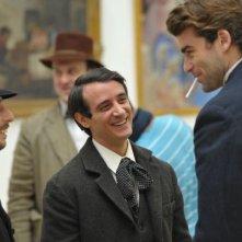 Jordi Vilches e Stanley Weber in La banda picasso