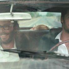 Mariage à Mendoza: Philippe Rebbot e Nicolas Duvauchelle in una scena
