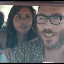 Mariage à Mendoza: Philippe Rebbot e Nicolas Duvauchelle (sui sedili posteriori)