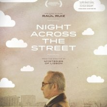Night Across the Street: la locandina del film
