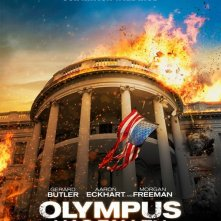 Olympus Has Fallen: poster USA