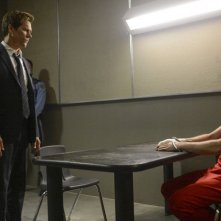 The Following: Kevin Bacon e James Purefoy nell'episodio Chapter Two
