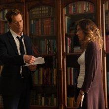 The Following: Kevin Bacon e Natalie Zea nel pilot della serie