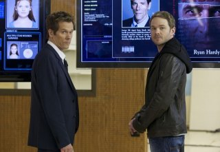 The Following: Kevin Bacon e Shawn Ashmore nel pilot della serie