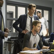 The Following: Kevin Bacon e Shawn Ashmore nell'episodio Chapter Two
