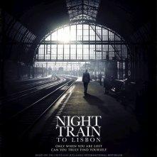 Treno di notte per Lisbona: la locandina del film