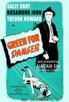 Green for Danger: la locandina del film