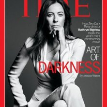 Kathryn Bigelow sulla cover di Time per Zero Dark Thirty (2013)