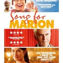Song for Marion: la locandina del film