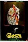 Il Casanova di Federico Fellini: Locandina italiana