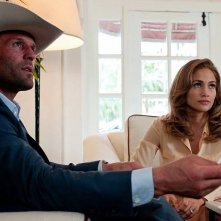 Jennifer Lopez nel film 'Parker' accanto a Jason Statham