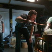 Seann William Scott e Johnny Knoxville in Comic Movie