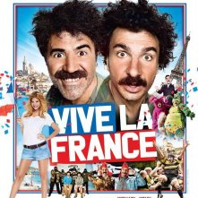 Vive la France: la locandina del film