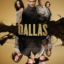Dallas: uno dei poster della stagione 2