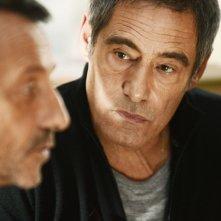 Amitiés sincères: Gérard Lanvin e Jean-Hugues Anglade in una scena della commedia