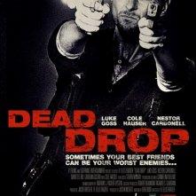 Dead Drop: la locandina del film