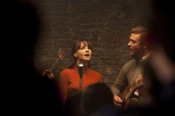 Inside Llewyn Davis: Carey Mulligan e Justin Timberlake si esibiscono insieme