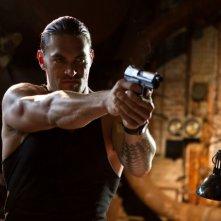 Bullet to the Head: Jason Momoa in una scena
