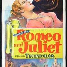 Giulietta e Romeo: la locandina del film