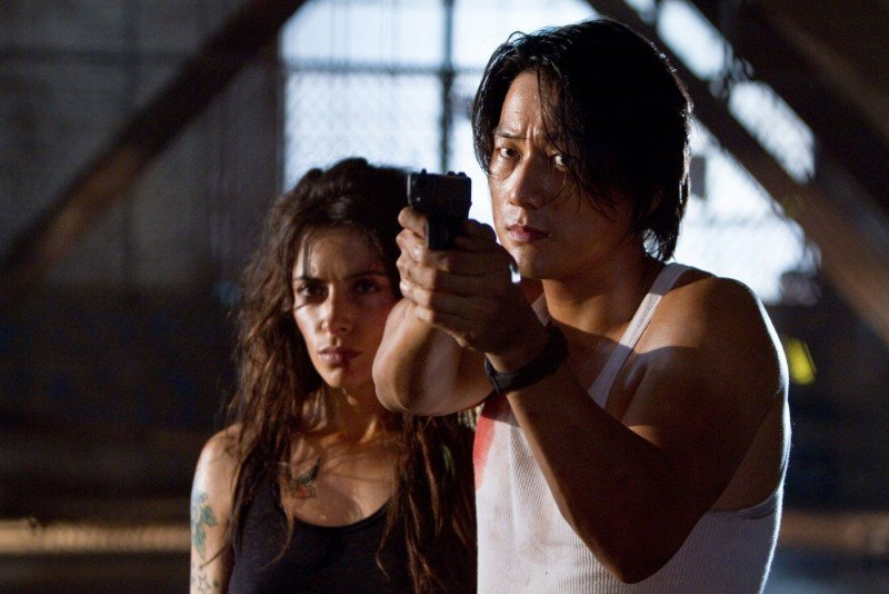 Jimmy Bobo Bullet To The Head Sarah Shahi Con Sung Kang 264264