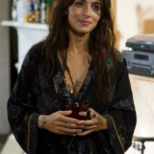 Jimmy Bobo - Bullet to the Head: Sarah Shahi in una scena del film d'azione