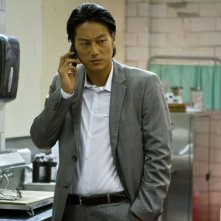 Jimmy Bobo - Bullet to the Head: Sung Kang in una scena del film
