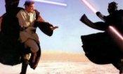 Star Wars: rinviata l'uscita in 3D degli episodi II e III
