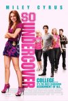 So Undercover: la locandina del film