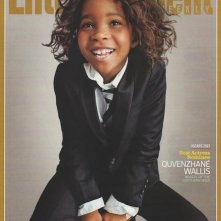 Beasts of the Southern Wild: la piccola Quvenzhané Wallis sulla cover di Entertainment Weekly