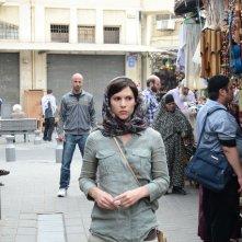 Claire Danes nella premiere della seconda stagione di Homeland intitolata The Smile