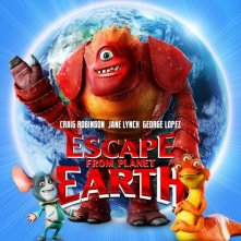 Escape from Planet Earth: Character Poster 1