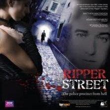 Ripper Street: Un poster della serie