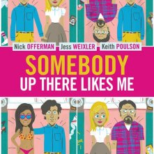 Somebody Up There Likes Me: la locandina del film