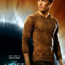 The Host: Jake Abel in un character poster