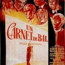 Un carnet da ballo: la locandina del film
