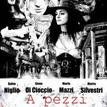 A Pezzi - Undead Men: la locandina del film