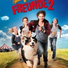Fünf Freunde 2: la locandina del film
