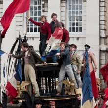 Les Misérables: una scena del film